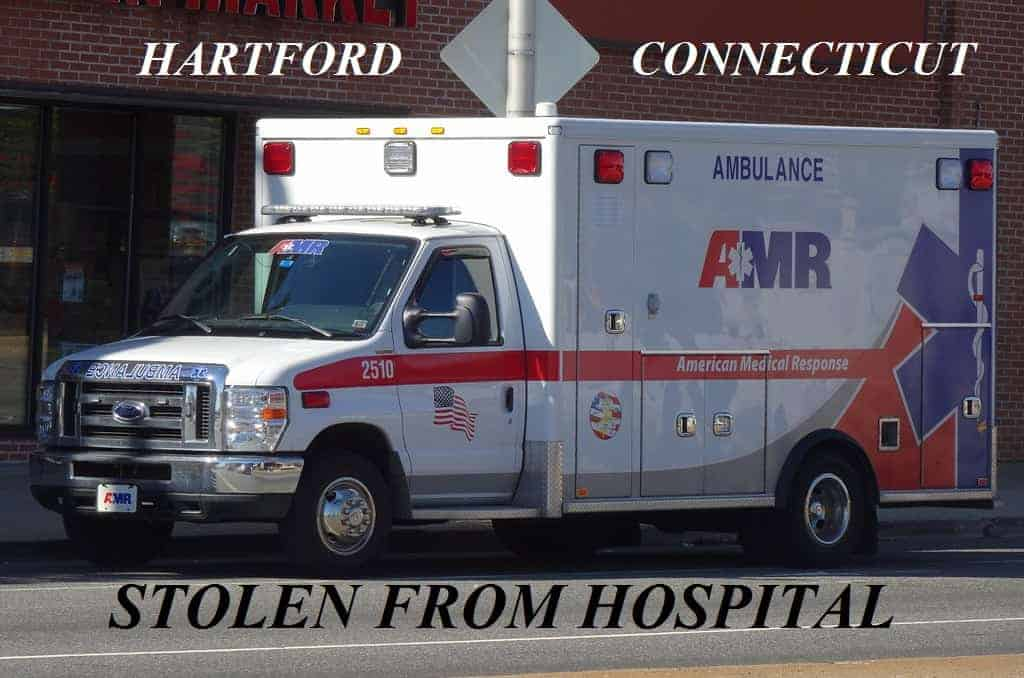 01/24/19 Waterbury, CT - Hartford Police Tracked Down Stolen